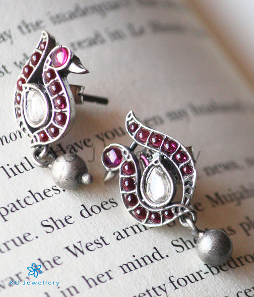 Oxidised Silver Earrings Price Upto Rs.2000