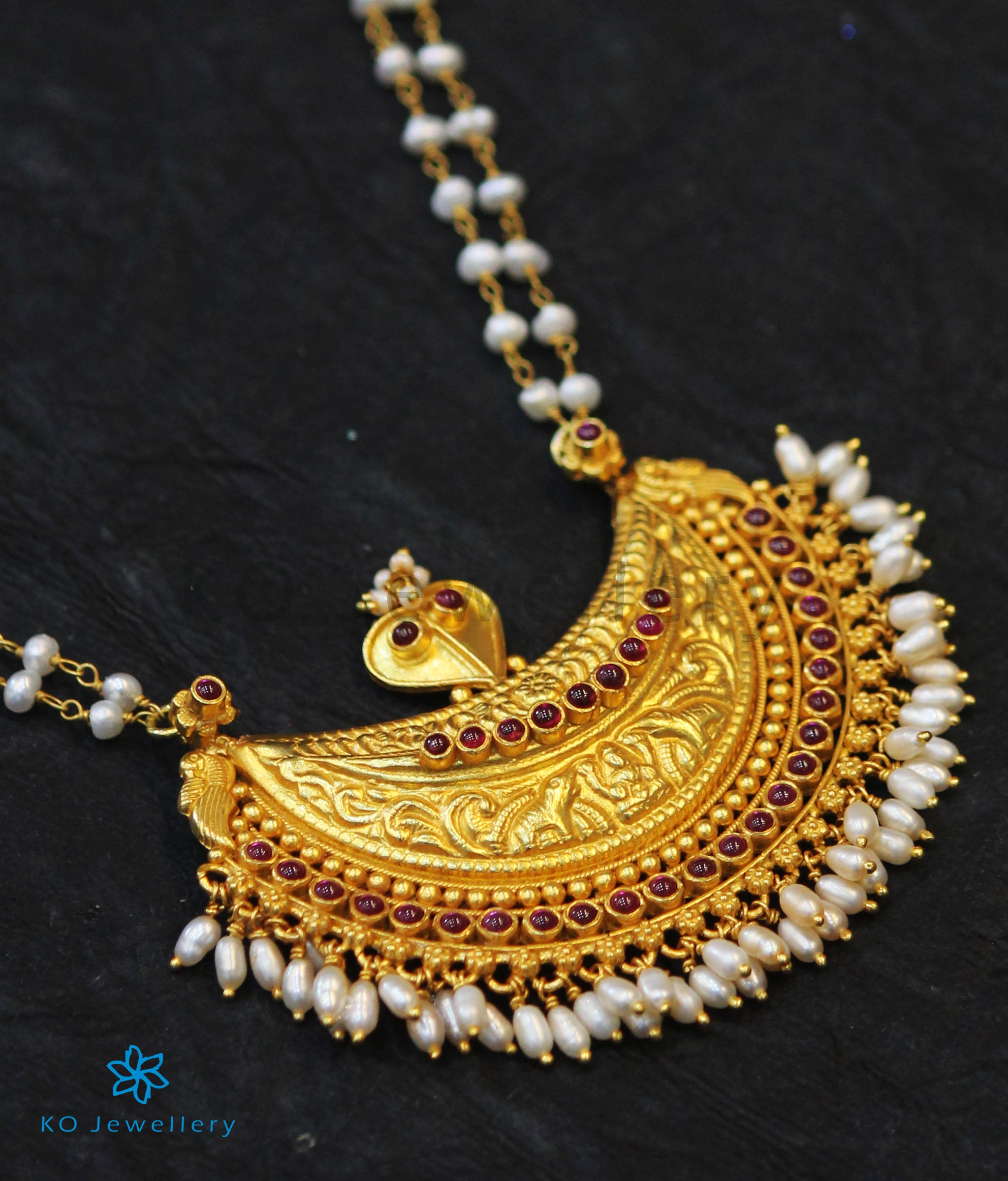 Temple Jewellery - Buy authentic temple jewelry designs online - KO
