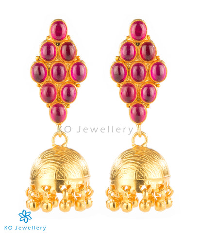 Buy 92.5 silver temple jewellery ethnic designs
