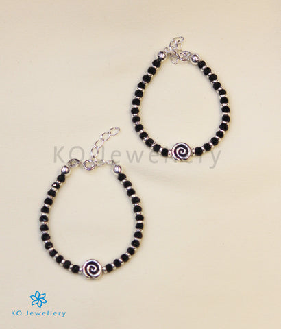 The Aham Silver Kids Anklets/Bracelets