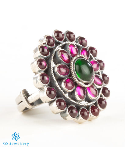 handmade temple jewellery exquisite ring online
