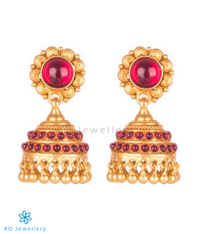 Beautiful, traditional South Indian temple jewellery designs