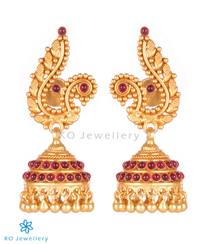 Best handcrafted temple jewellery designs online
