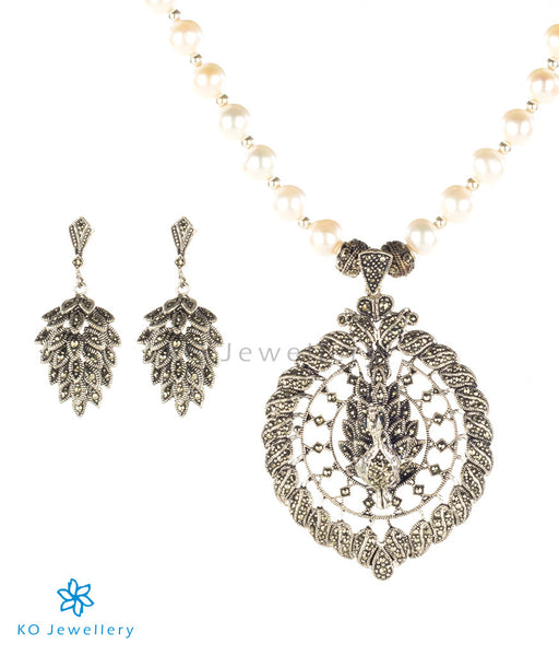 Necklaces - Marcasite Silver Jewellery