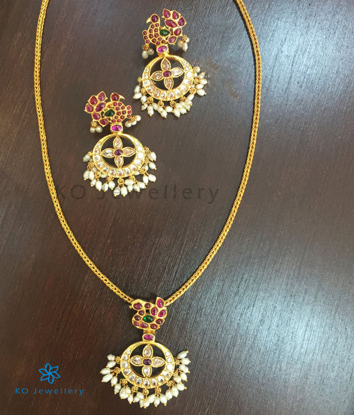 Necklaces: Gold Plated Antique Silver Jewellery