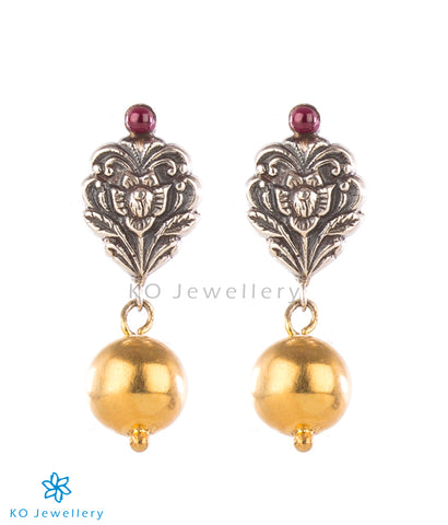 The Vairat Silver Earrings