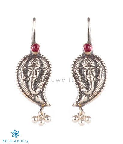 The Uddanda Silver Earrings