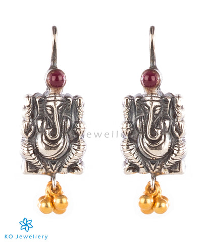 The Eshanputra Silver Earrings