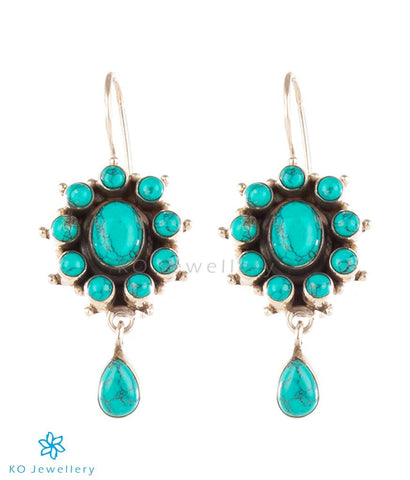 Stunning turquoise earrings for everyday use
