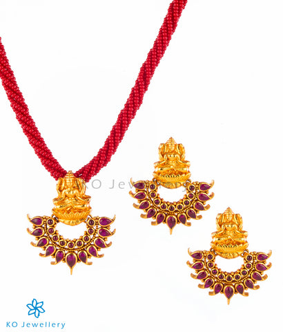 Finest South Indian temple jewellery designs online