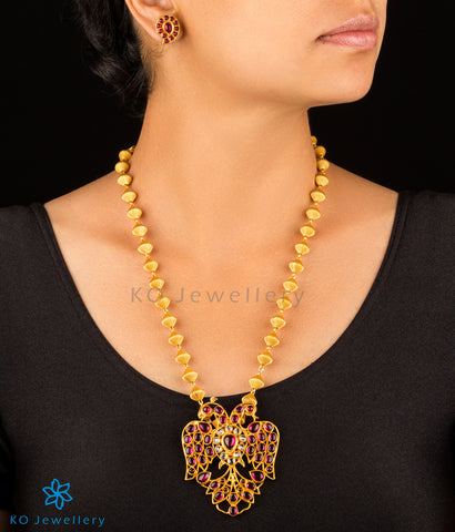 South Indian gold plated temple jewellery online shopping India
