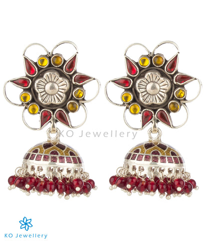 Ornate kundan and meenakari jewellery designs at KO