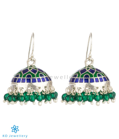 Vintage handmade Indian enamel jewellery at best price