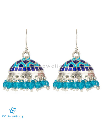 handmade Indian enamel jewellery online at KO