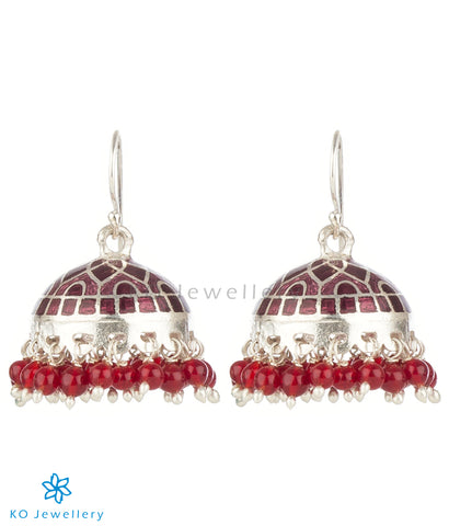 Traditional enamel painted Jaipur jewellery online shopping
