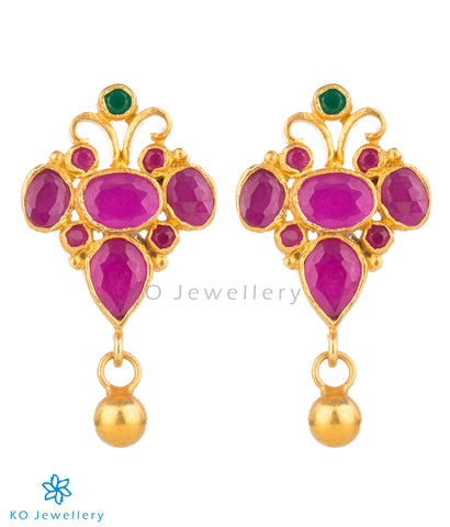 Buy heritage gold plated silver jewellery online