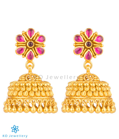 Ancient South Indian temple jewellery designs at KO online