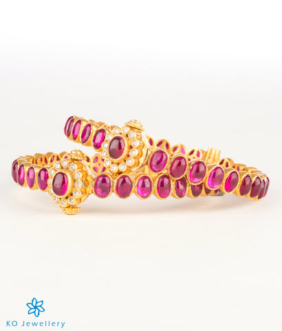 Gold coated bangles or kada online shopping India