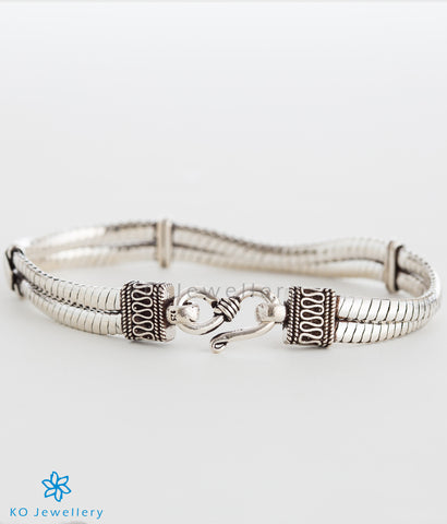 Gorgeous 925 Silver bracelet online shopping India