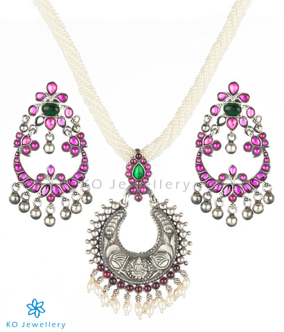The Aryahi Silver Necklace