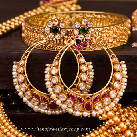 antique temple jewellery online shopping