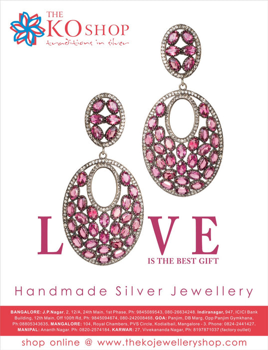 The Valentine Earrings