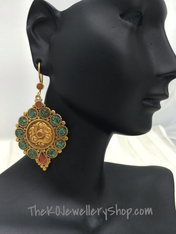 The Kumudini Earrings