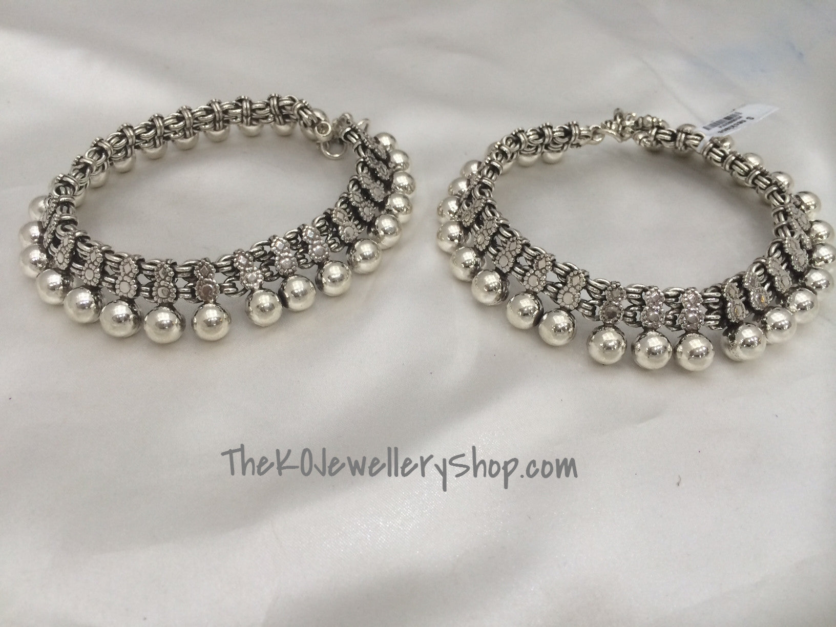 anklets anklet product buy in india online silver