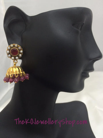 The Tarala Jhumka