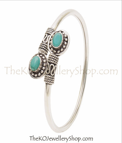 pure silver bangles online