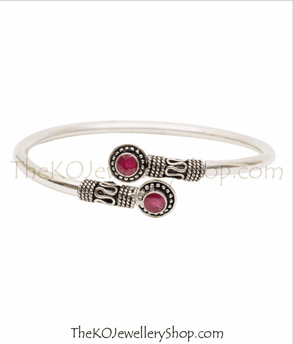 silver bracelets for womens india