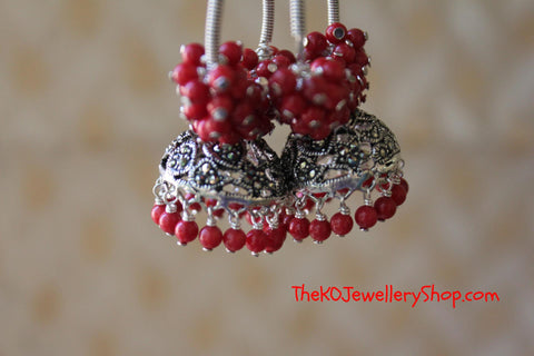 The Tattva Silver Bali - KO Jewellery