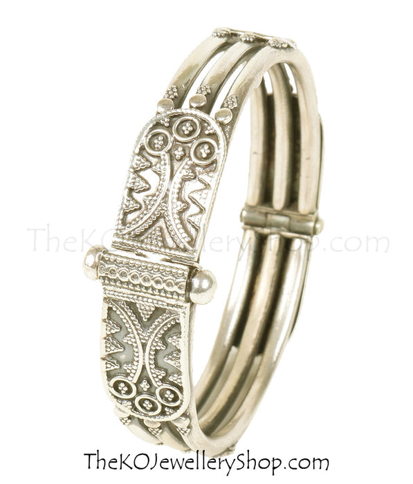 Shop online for women's silver bracelet