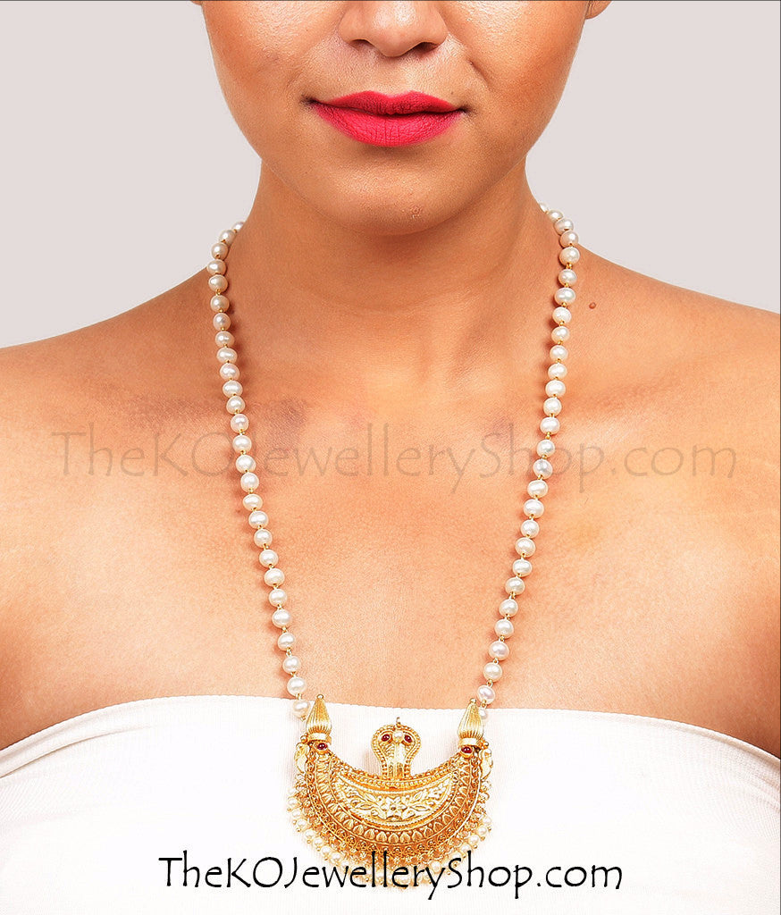 temple stone traditional necklace design kempu jewellery dance online
