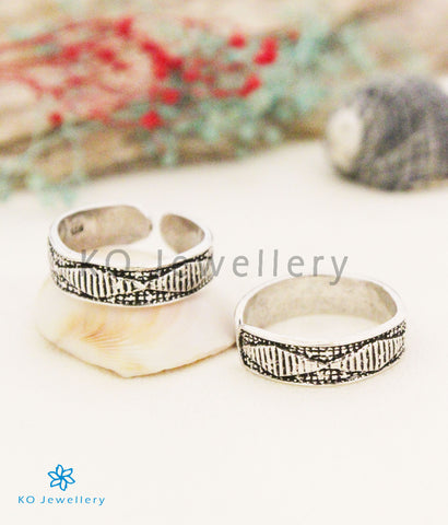The Spiti Silver Toe-Rings