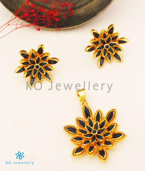 Authentic Heritage Temple Jewellery Gold Plated Pendants