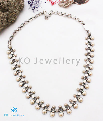 The Anaya Silver Necklace