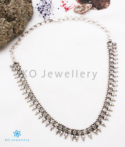 The Rohana Silver Necklace