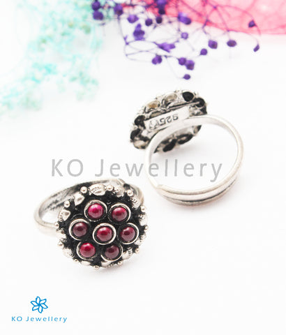 The Keya Silver Toe-Rings