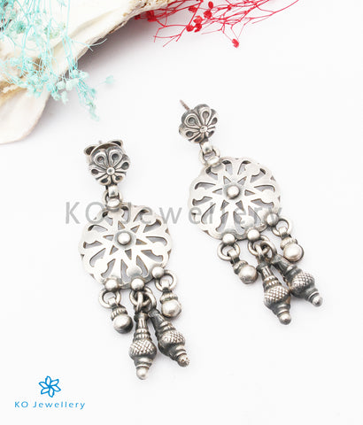 The Kanduka Silver Earrings