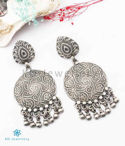 The Inaya Silver Earrings