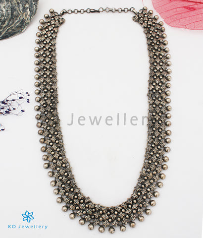 The Tvishi Antique Silver Necklace