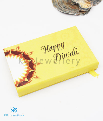 Diwali Silver Coin for Gifting (10 grams)