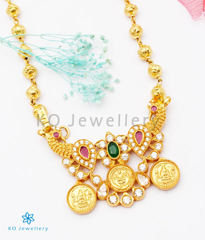 The Trisha Silver Mangalsutra Necklace