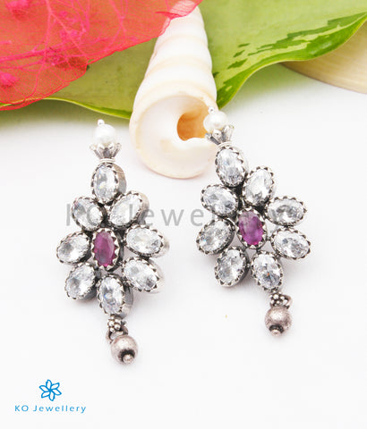 The Udvaya Silver Earstuds