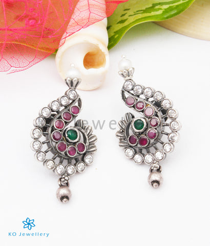 The Samhita Silver Earstuds