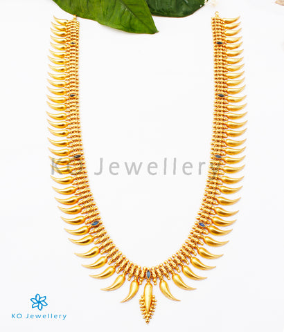 The Arshini Silver Mango Necklace/Waistbelt