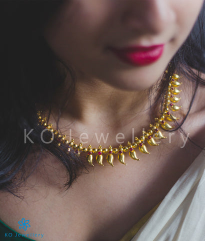 Gold plated temple jewellery online shopping at KO