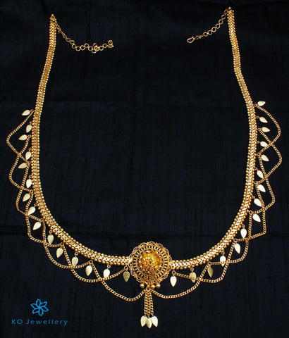 The Kritika Silver Bridal Waist-chain