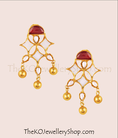 Shop online for women's silver earrings jewellery
